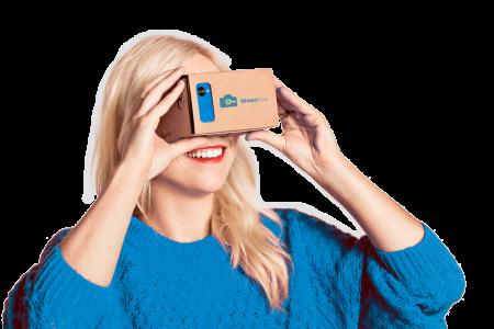 slider VR MODEL